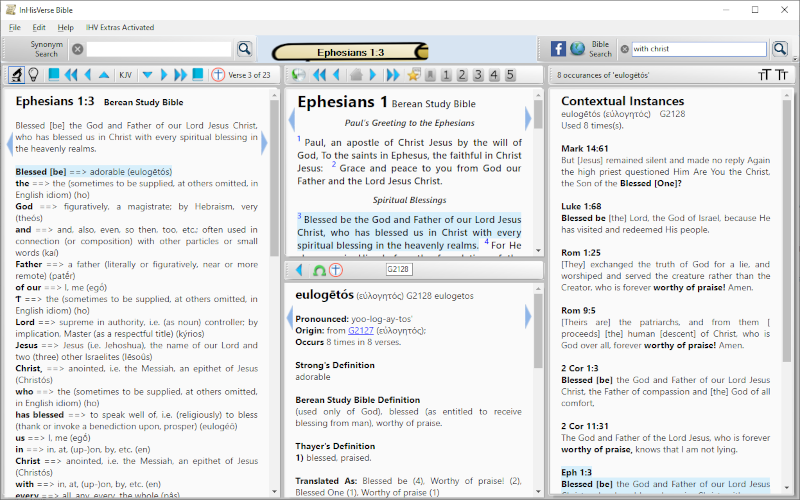 Windows 7 InHisVerse Bible 1.4 full
